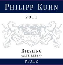 David Rosengarten - 2011 Philipp Kuhn Alte Reben Riesling