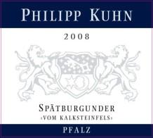 Phillip Kuhn 2008 Riesling Spatburgunder 218x200