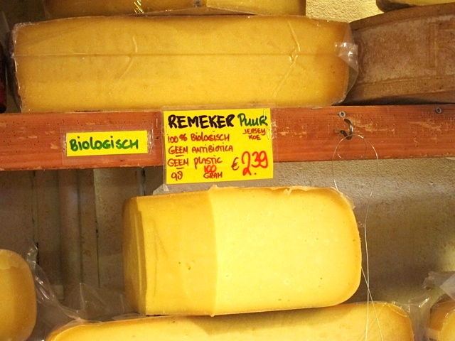 One of Holland's best cheeses