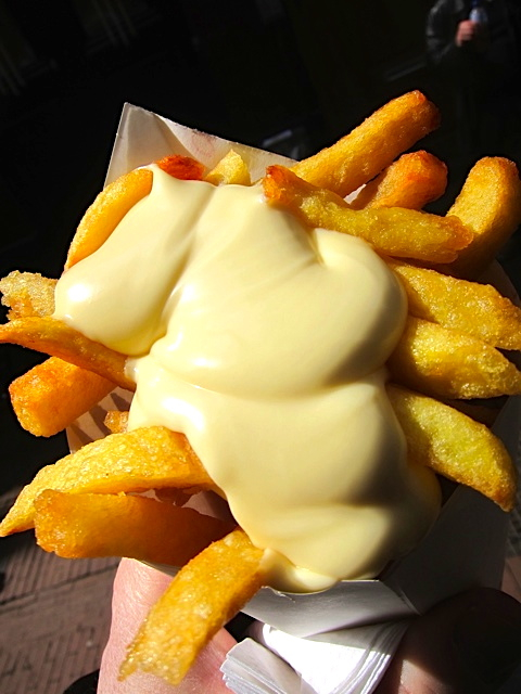 THE French Fries at Vlaams