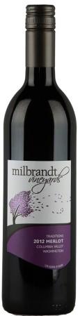 2012 Milbrant Traditions Merlot