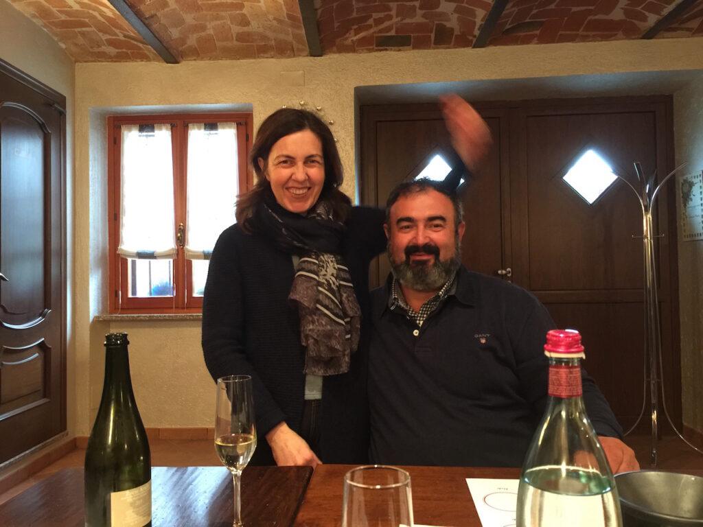 Antonio and Antonella Coscia
