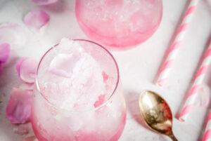Rosé Granita