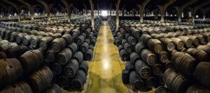 Bodegas Vinos de Jerez Sherry Wine Barrels Solera System
