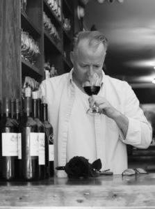 Jason Corey The Immigrant Wine Sampling Wine Rep Wine4Food