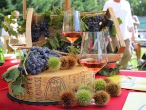 ReThink Pink Rosé food pairings CHIARETTO - Wine4Food