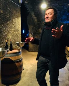 Traveling Somm, Burgundy, Dominique Lafon, Meursault, Cellar - Wine4Food